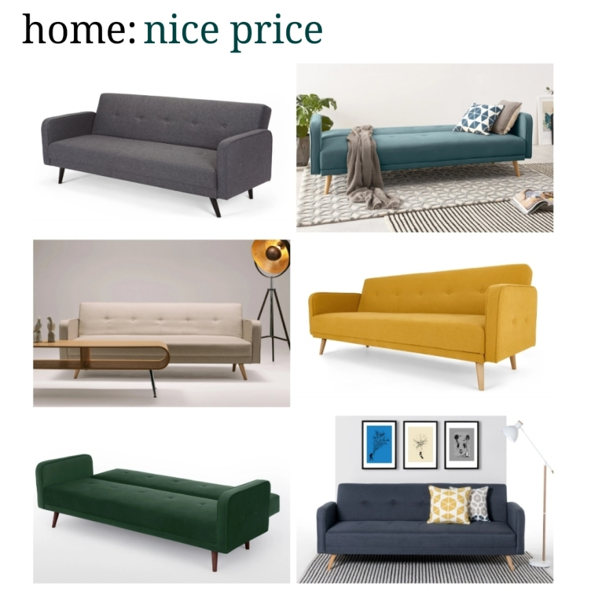 home: nice price [ sofa bed ]