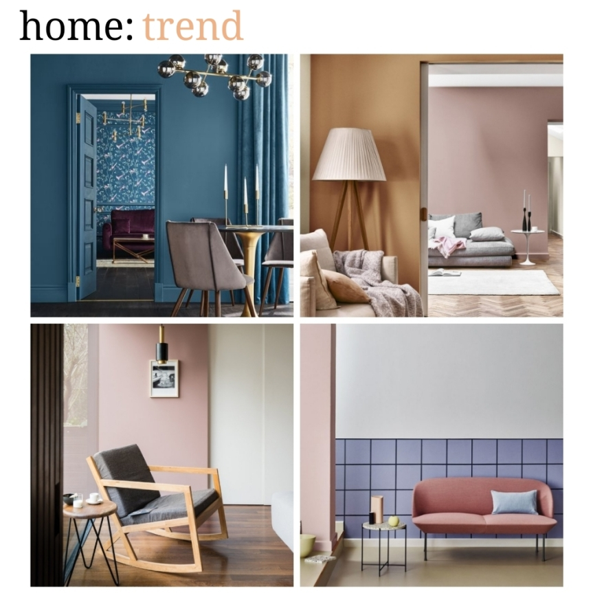 home: trend [ 2019 paint colours ]
