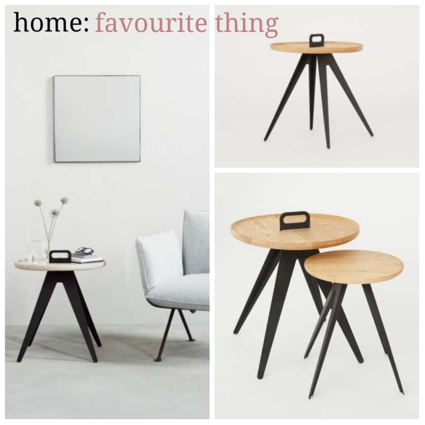 home: favourite thing [ side table ]