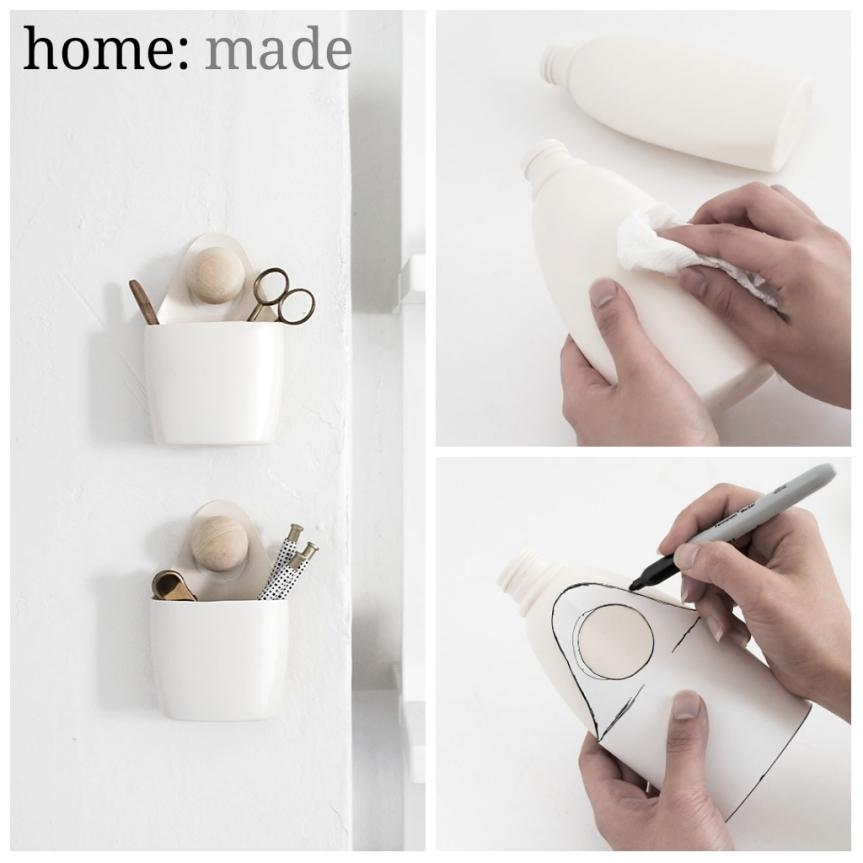 home: made [ wall organisers]