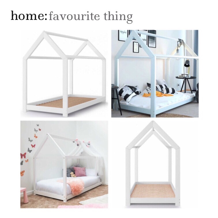 home: favourite thing [ children's bed]