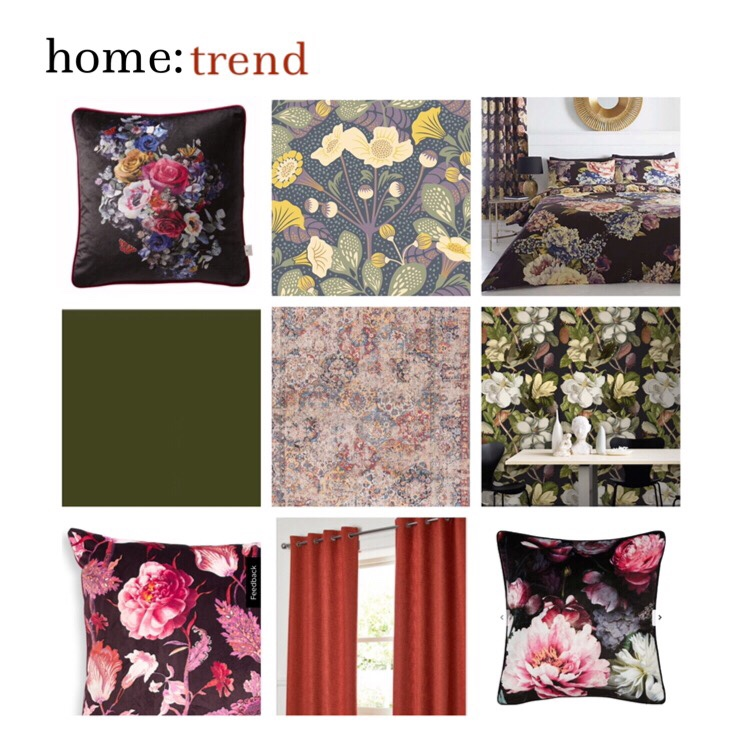 home: trend [ winter florals ]