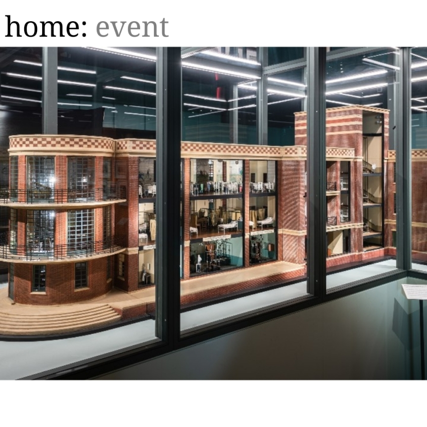 home: event [ Living with Buildings ]