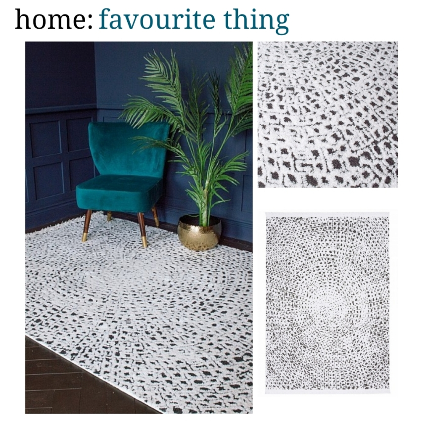 home: favourite thing [ rug ]