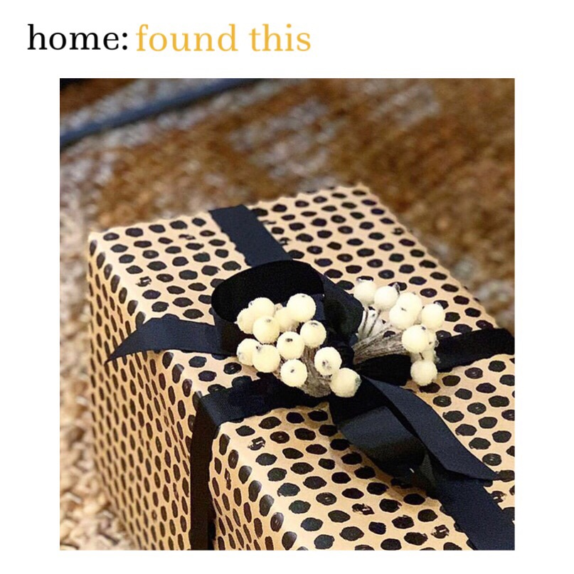 home: found this [ wrapping ]
