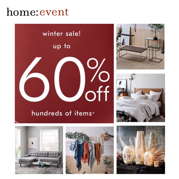 home: event [ West Elm sale ]