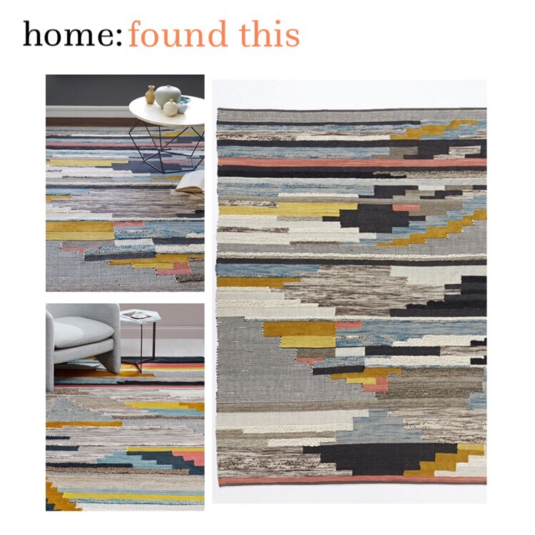 home: found this [ rug ]