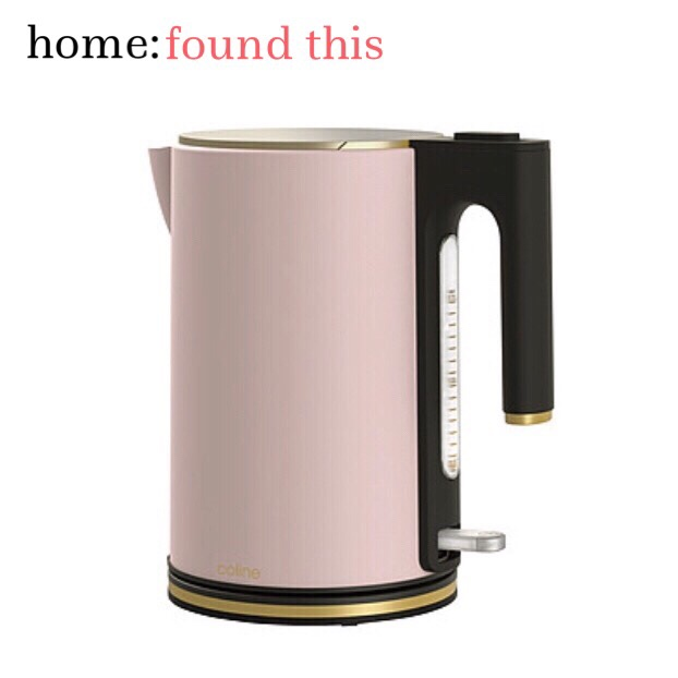 home: found this [ kettle]