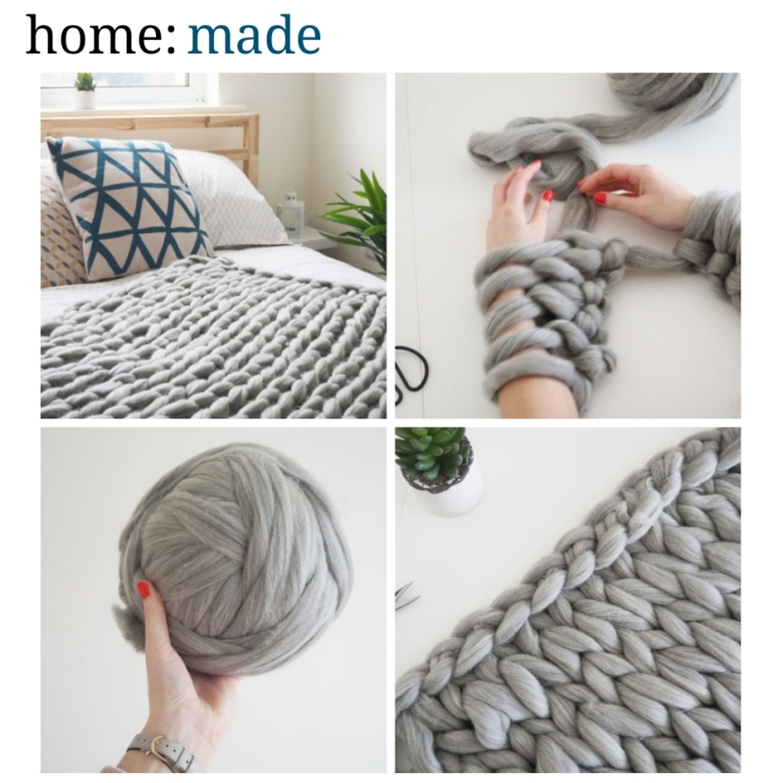 home: made [ blanket ]
