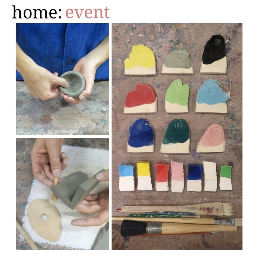 home: event [ ceramics workshop]