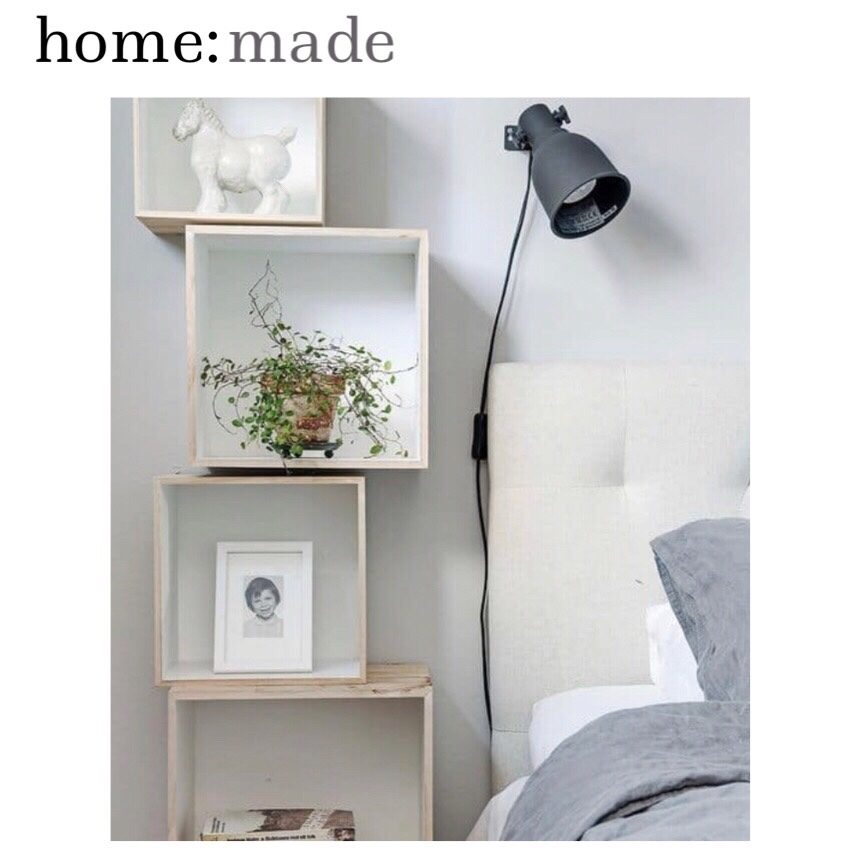 home: made [ bedside shelving ]