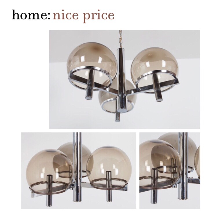 home: nice price [ vintage lighting ]