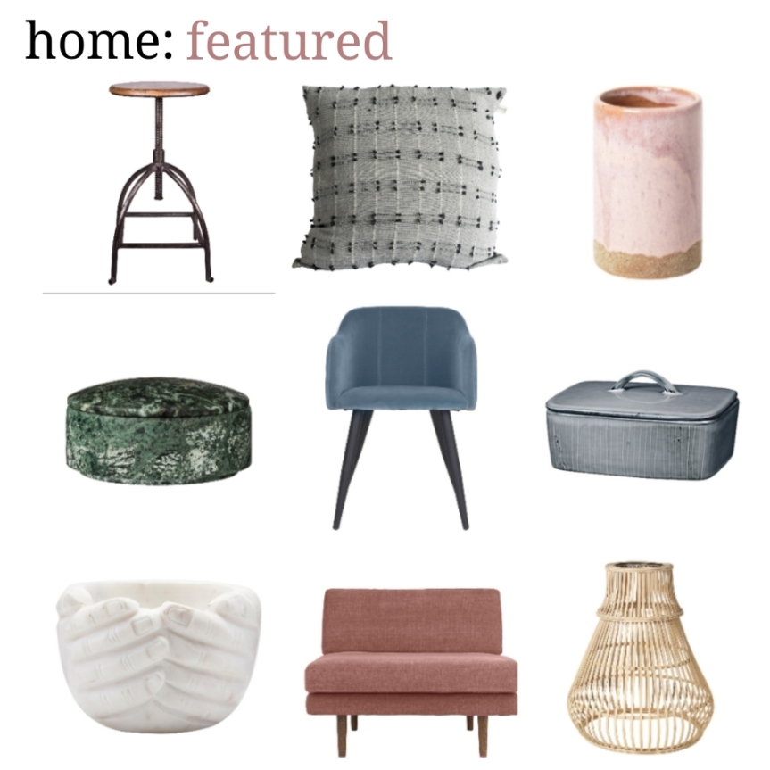 home: featured [ Feather & Marble ]