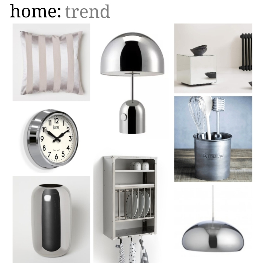 home: trend [ chrome ]