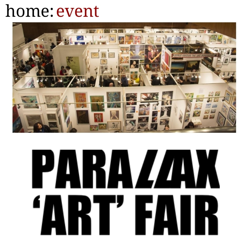 home: event [ Parallax Art Fair ]