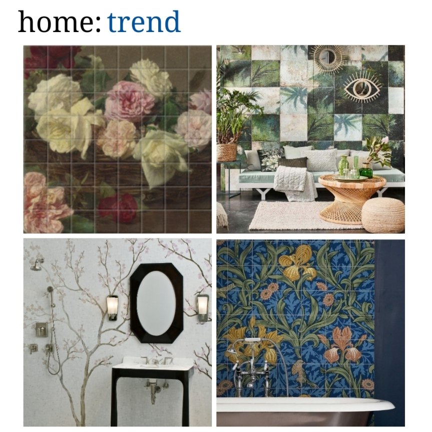 home: trend [ bold bathrooms]