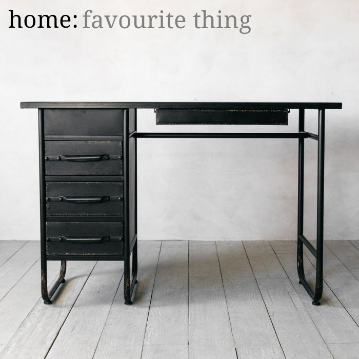 home: favourite thing [ desk]