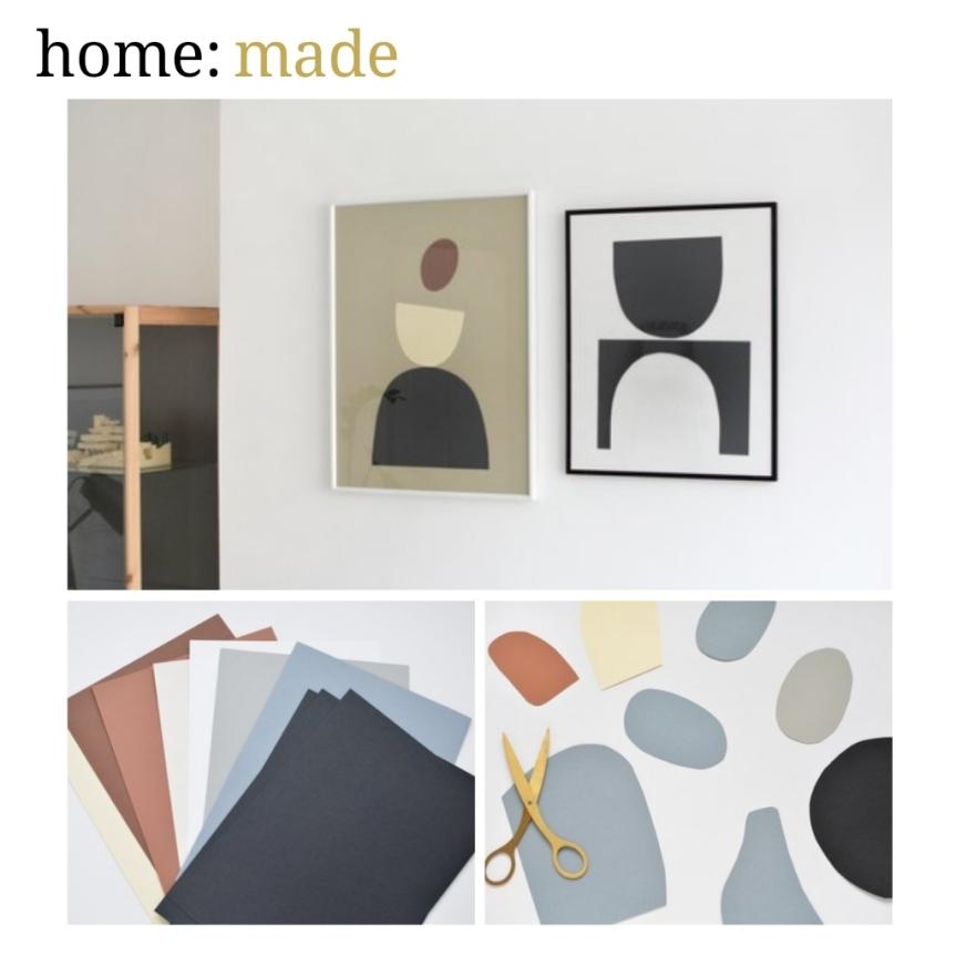 home: made [ wall art]