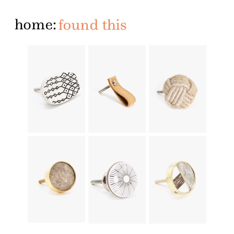 home: found this [ door knobs ]