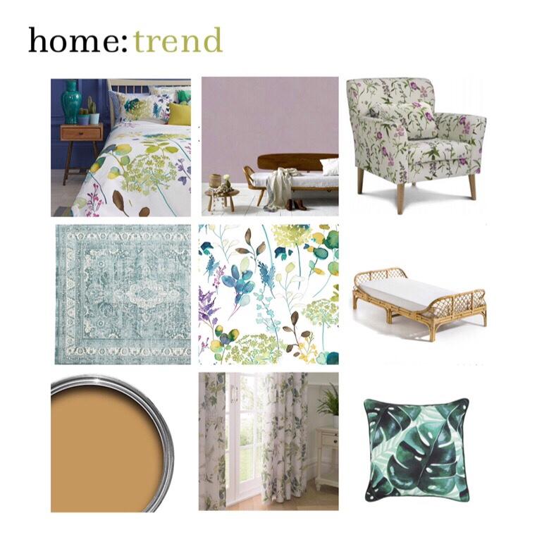 home: trend [ soft botanicals]