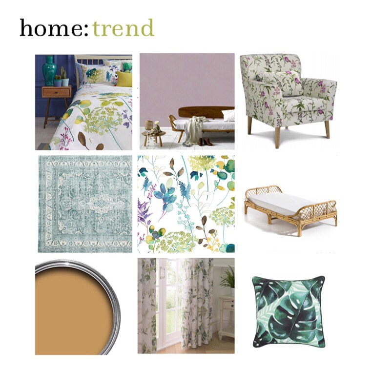home: trend [ soft botanicals ]