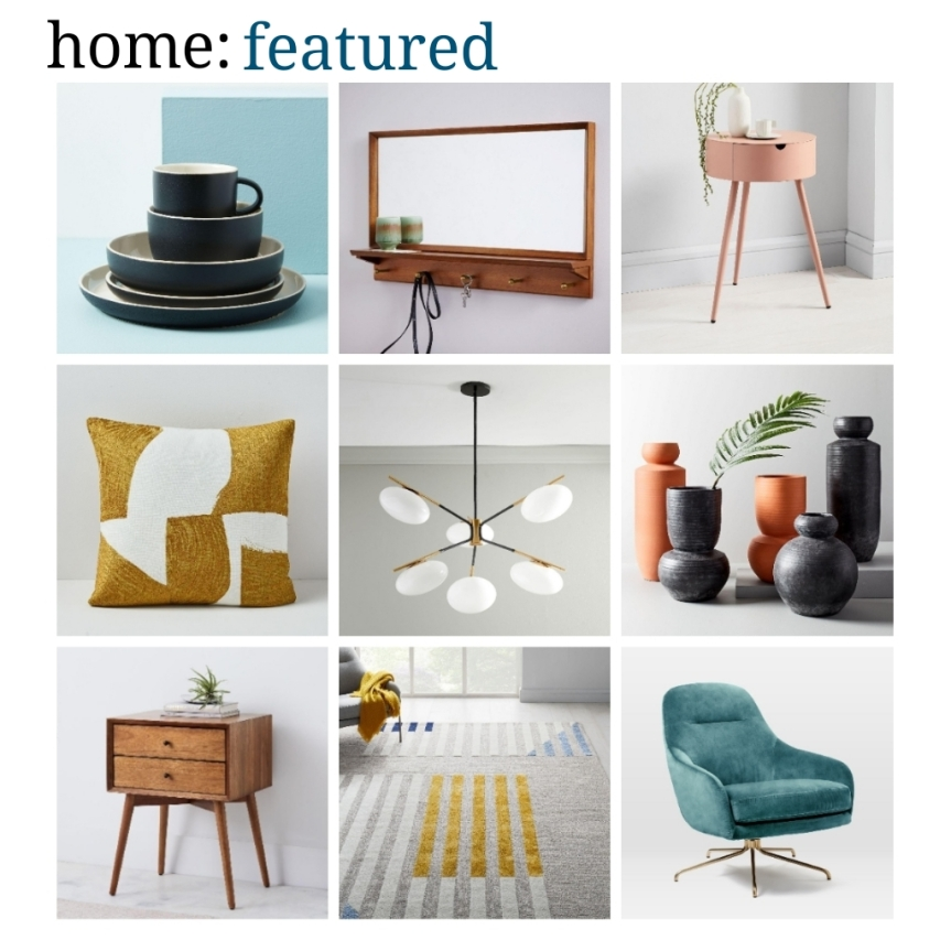 home: featured [ West Elm ]