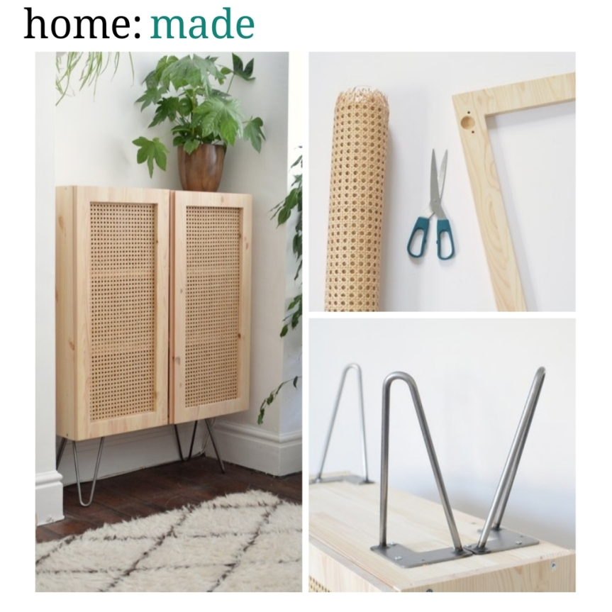 home: made [ Ikea cabinet hack]