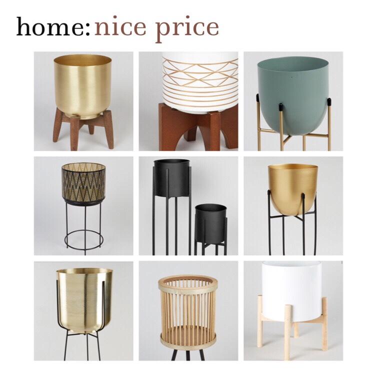home: nice price [ planters]