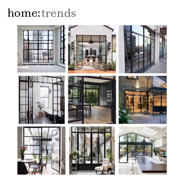 home: trend [ crittal style windows ]