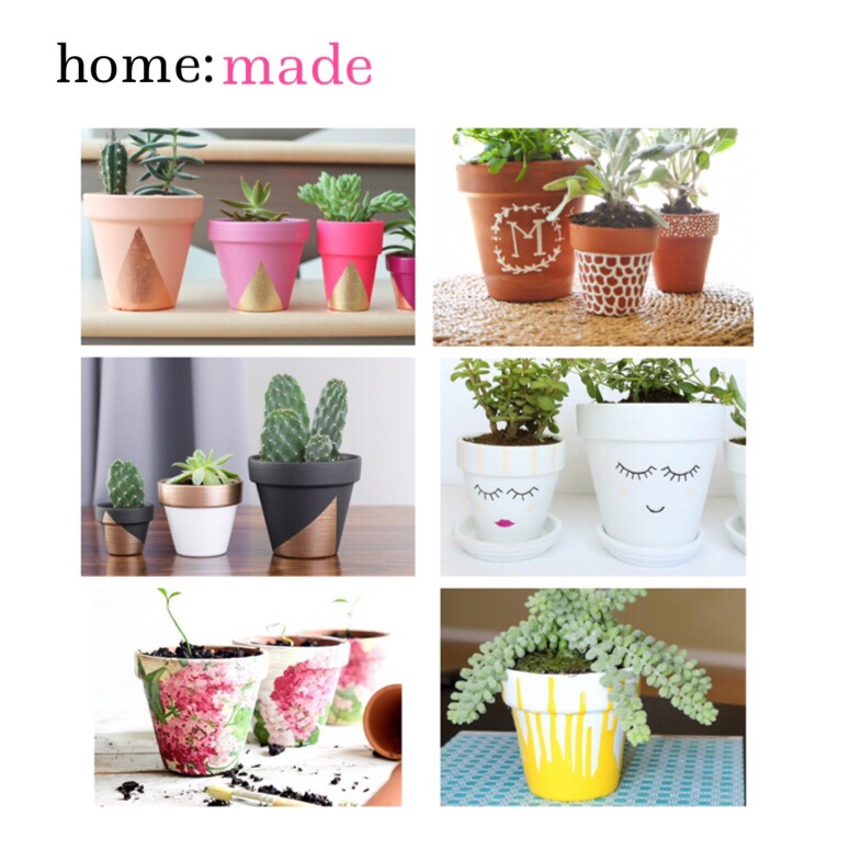 home: made [ plant pots designs ]