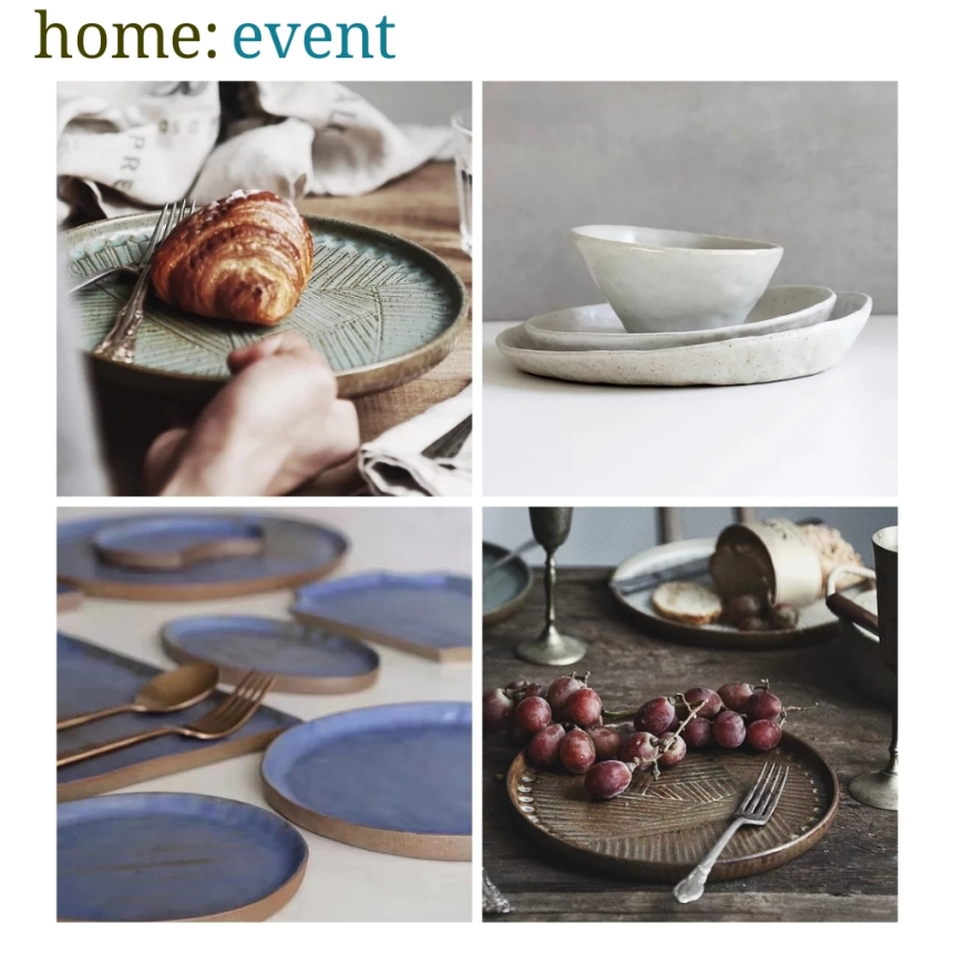 home: event [ plate making ]