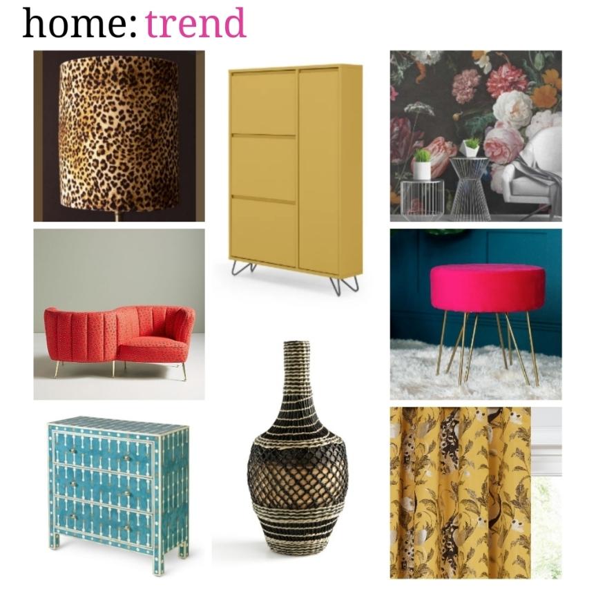 home: trend [ colour clash]