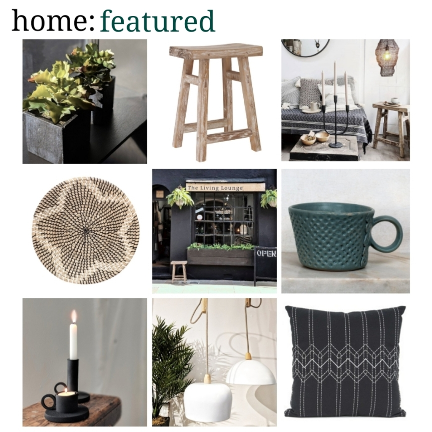 home: featured [ The Living Lounge]