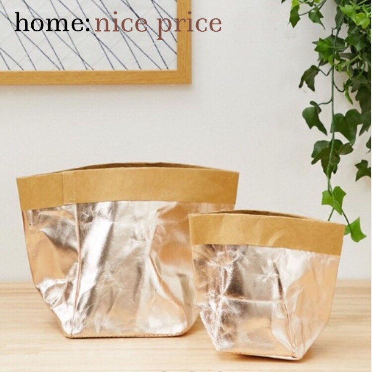 home: nice price [ paper storage bags ]