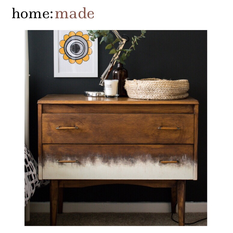 home: made [ vintage chest of drawers project ]