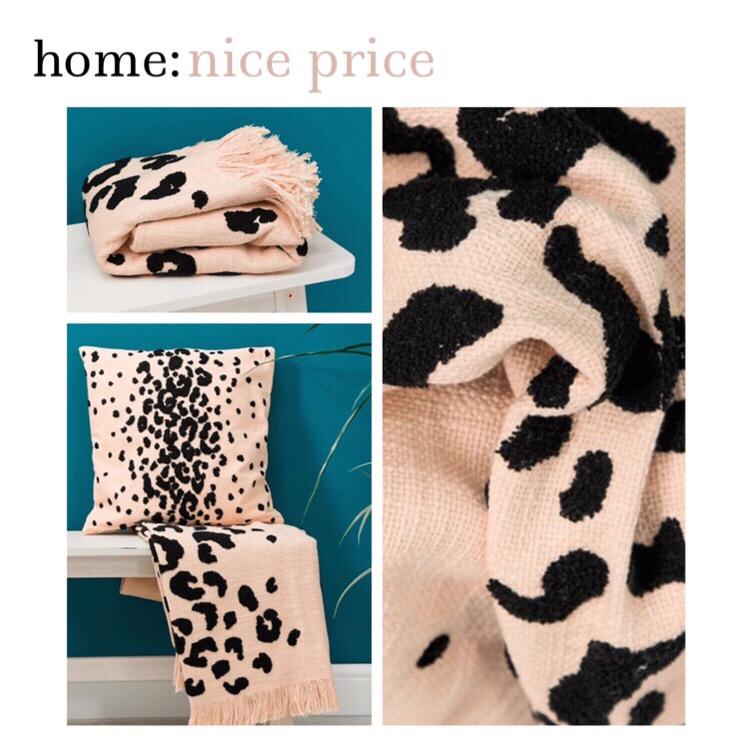 home: nice price [ throw]