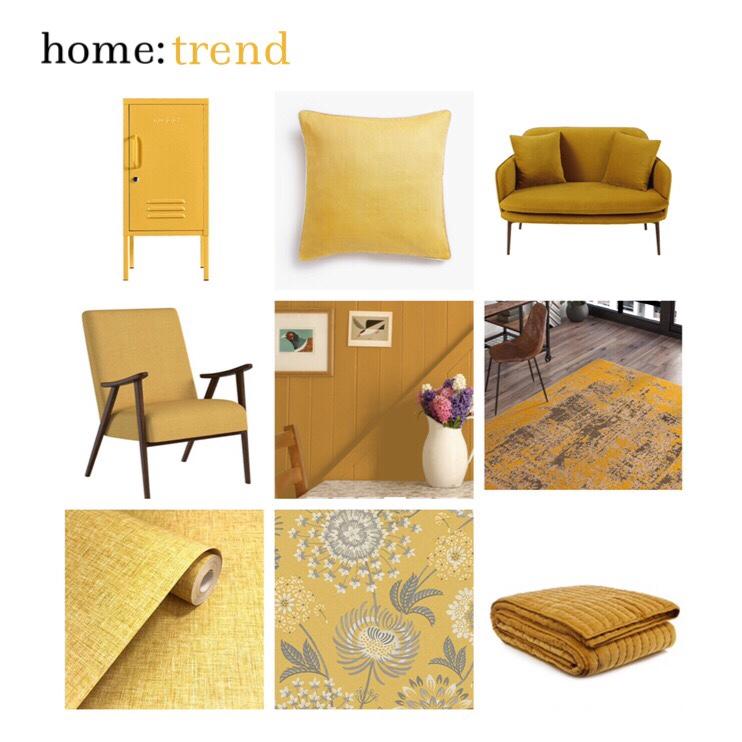 home: trend [ mustard]
