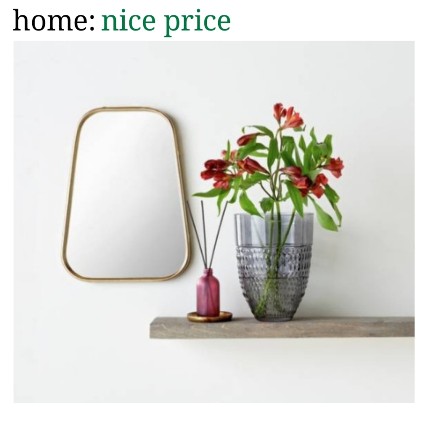 home: nice price [ mirror ]