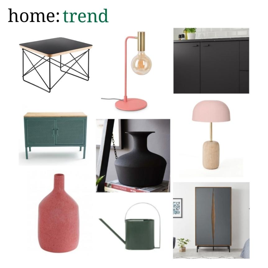 home: trend [ matt finishes]