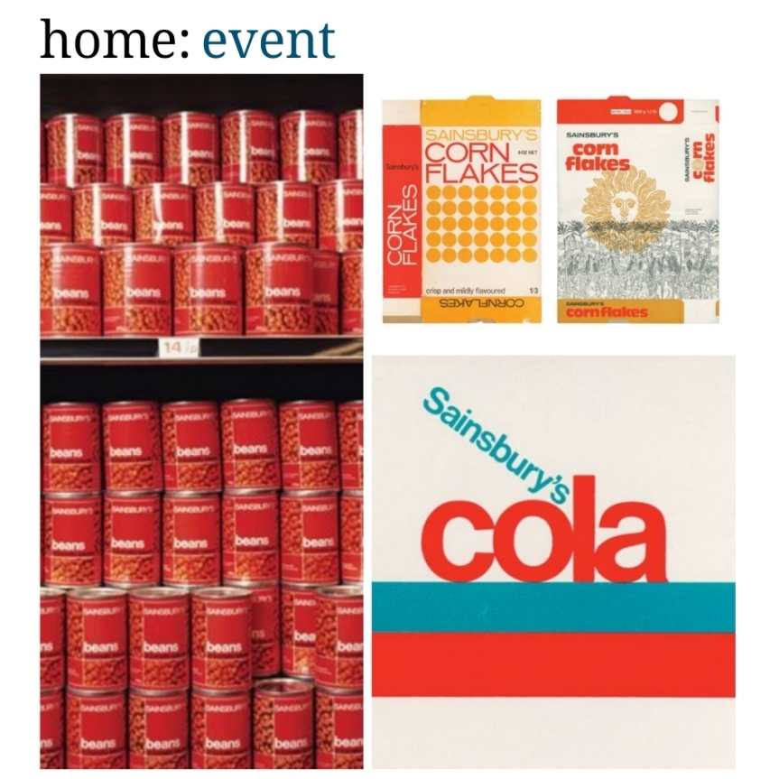 home: event [ Cornflakes to Cola ]