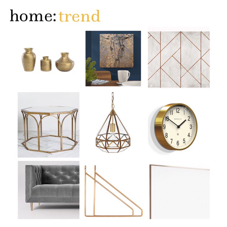 home: trend [ bronze highlights ]