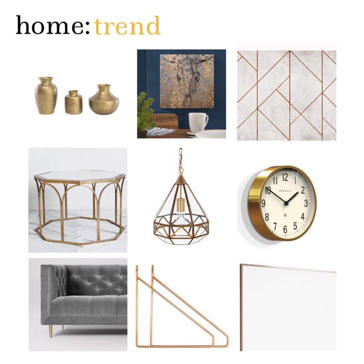 home: trend [ bronze highlights]