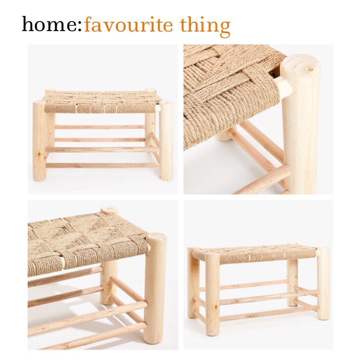 home: favourite thing [ bench ]