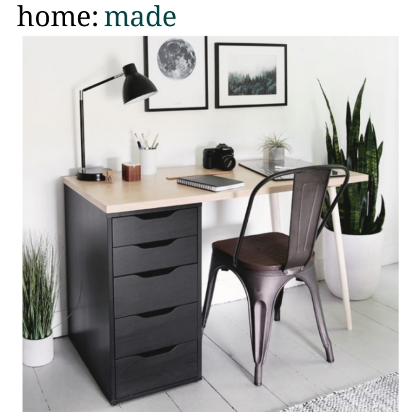 home: made [ desk ]