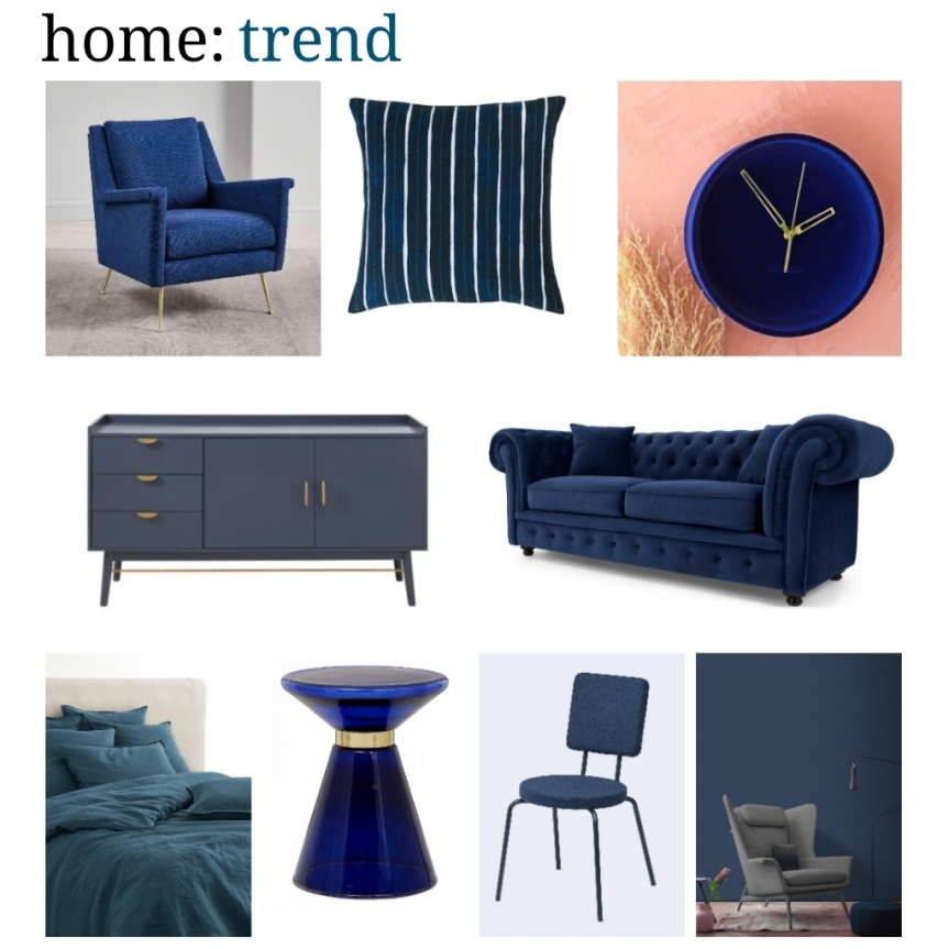 home: trend [ blue ]