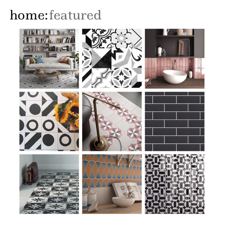 home: featured [ Tile Flair ]