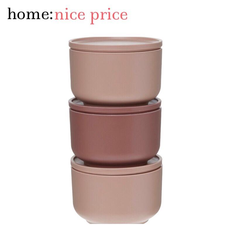 home: nice price [ bowl set]