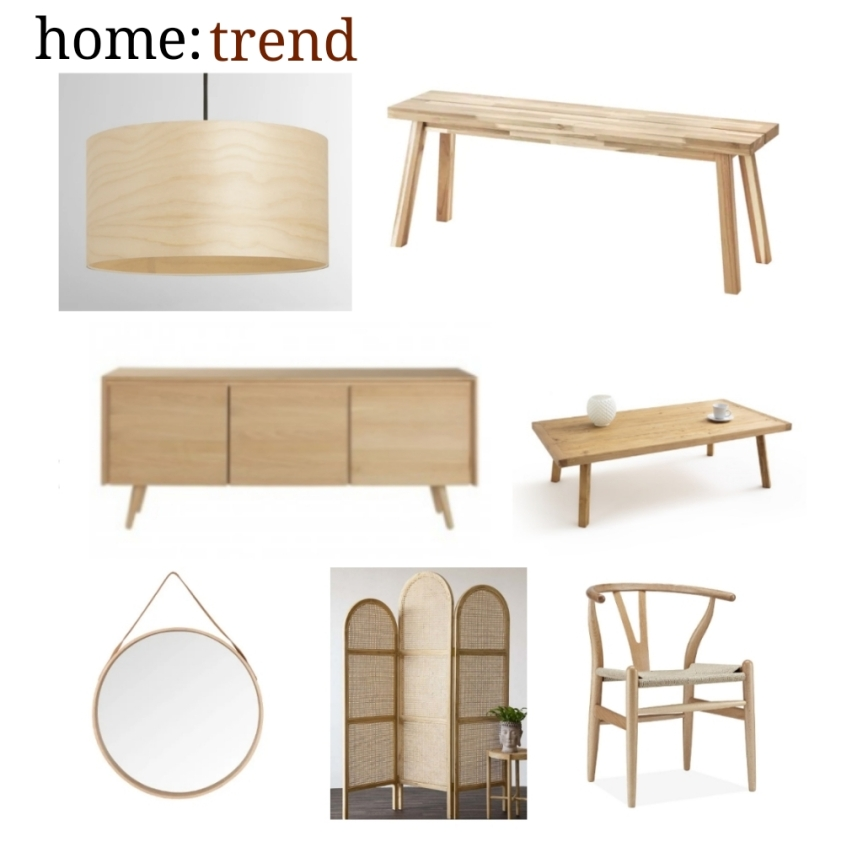 home: trend [ natural finishes ]