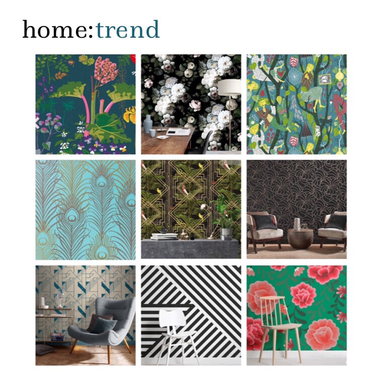 home: trend [ bold wallpaper ]