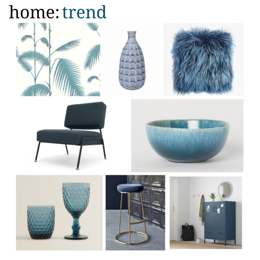 home: trend [ denim blue ]